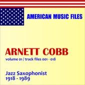 Arnett Cobb - Volume 1 by Arnett Cobb