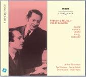 French & Belgian Violin Sonatas by Arthur Grumiaux
