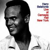 Live at Carnegie Hall, New York de Harry Belafonte