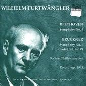 Wilhelm Furtwängler in Berlin (1943) by Wilhelm Furtwängler