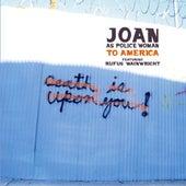 To America de Joan As Police Woman