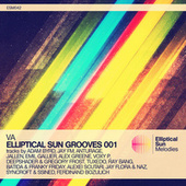 VA - Elliptical Sun Grooves 001 by Various Artists