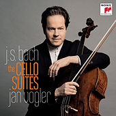 Bach: Suites for Solo Cello 1-6 by Jan Vogler