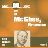 M as is MCGHEE, Brownee (Volume 2) by Brownie McGhee