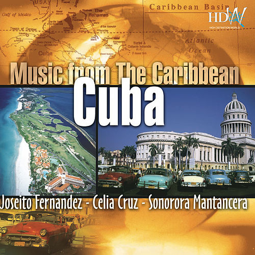 Music From The Caribbean - Cuba by Various Artists