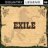 Country Legend Vol. 10 de Exile