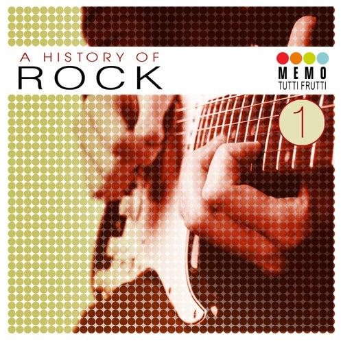 A History of Rock Vol. 1 de Various Artists