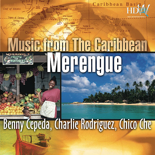 Music From The Caribbean - Merengue by Various Artists