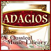 Adagios: A Classical Music Library by Various Artists