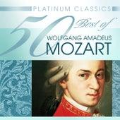 Platinum Classics: 50 Best of Mozart by Various Artists
