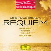 Les plus beaux Requiem: Mozart, Verdi, Fauré, Brahms by Various Artists