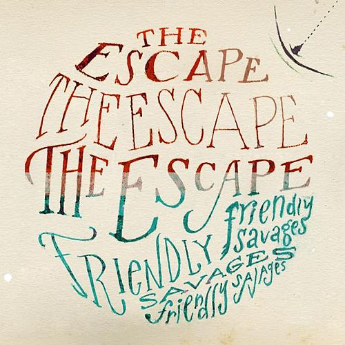 The Escape by Friendly Savages