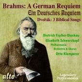 Brahms: A German Requiem (Ein Deutsches Requiem) von Various Artists