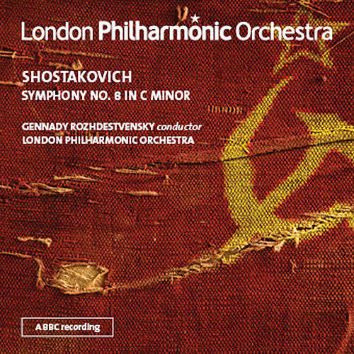 Shostakovich: Symphony No. 8 in C minor by London Philharmonic Orchestra