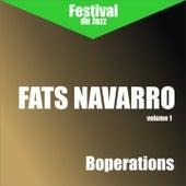 Boperations (Fats Navarro - Vol. 1) de Fats Navarro