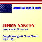 Jimmy Yancey - Volume 1 (MP3 Album) by Jimmy Yancey