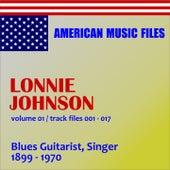 Lonnie Johnson - Volume 1 (MP3 Album) by Lonnie Johnson