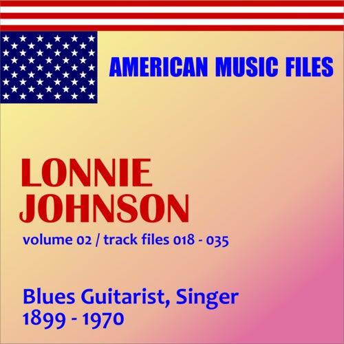 Lonnie Johnson - Volume 2 (MP3 Album) by Lonnie Johnson