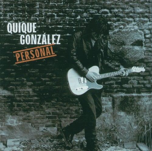 Personal de Quique Gonzalez