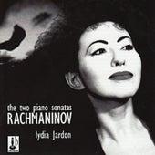 Rachmaninoff: Two Piano Sonatas by Lydia Jardon