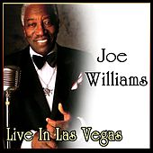 Live In Las Vegas by Joe Williams