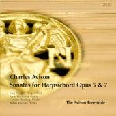 Avison: Harpsichord Sonatas, Opp. 5 & 7 by Avison Ensemble