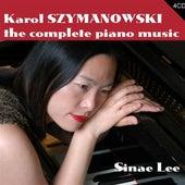 SZYMANOWSKI, K.: The Complete Piano Music by Sinae Lee