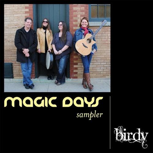 Magic Days Sampler by Birdy