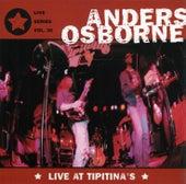 Live At Tipitina's de Anders Osborne