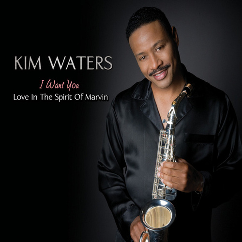 I Want You - Love in the Spirit of Marvin by Kim Waters