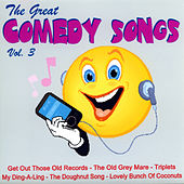 The Great Comedy Songs - Vol.Three by Various Artists