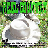 Real Country - Vol. Five by Various Artists