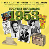 Country Hit Parade 1953 by Various Artists