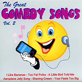 The Great Comedy Songs - Vol.Two de Various Artists