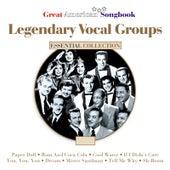 Legendary Vocal Groups de Various Artists