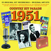 Country Hit Parade 1951 by Various Artists