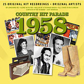 Country Hit Parade 1958 de Various Artists