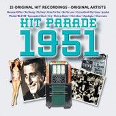 Hit Parade 1951 de Various Artists