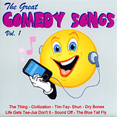 The Great Comedy Songs - Vol.One de Various Artists