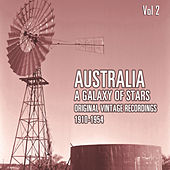 Australia A Galaxy of Stars Vol 2 de Various Artists