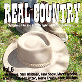 Real Country - Vol. Six by Various Artists