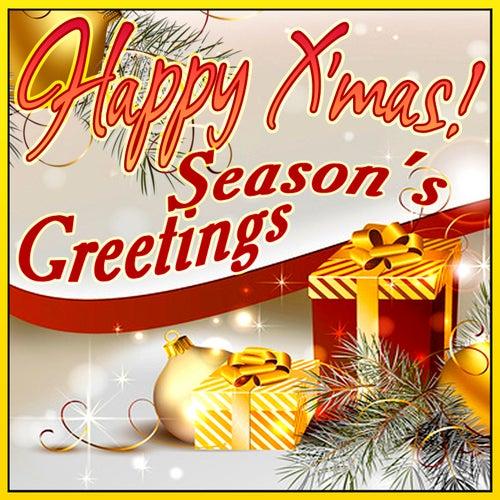 Happy X'mas! Season's Greetings by Various Artists