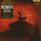 Beethoven: Piano Sonatas, Vol. 4 (Nos. 2, 3, 7, 8, 11, 12, 24) (Brendel) by Alfred Brendel