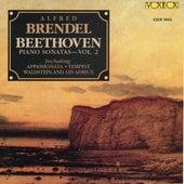 Beethoven: Piano Sonatas, Vol. 2 (Nos. 16-19, 21-23, 26) (Brendel) by Alfred Brendel