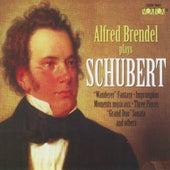 Alfred Brendel Plays Schubert by Alfred Brendel