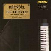 Alfred Brendel Plays Beethoven Volume 3 by Alfred Brendel