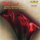 Mozart: Piano Sonatas Vol 2 by Walter Klien
