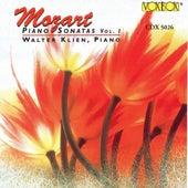 Mozart Piano Sonatas, Vol. 1 - Klien by Walter Klien