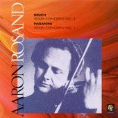 Bruch / Paganini: Violin Concertos by Bavarian Radio Symphony Orchestra