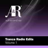 Trance Radio Edits Volume 1 by Various Artists